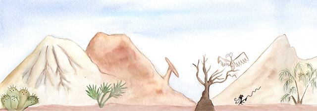 ilustración almería Te cuento de viajes