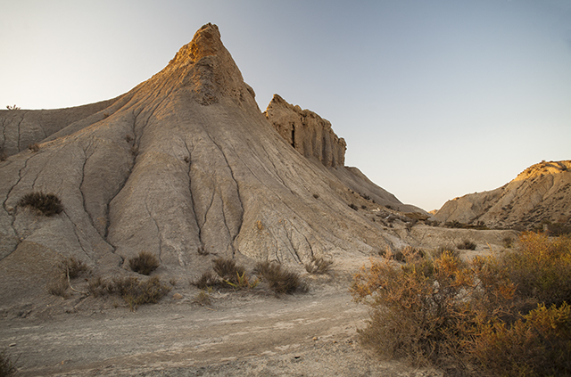 formaciones geológicas Andalucía