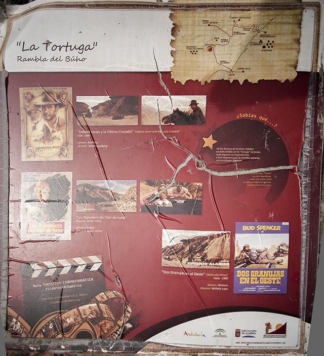 Almería y el cine