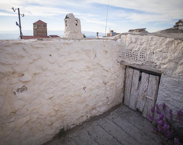 casas encaladas Andalucía