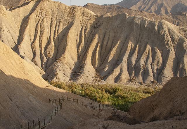 geología en el desierto de Tabernas