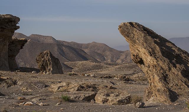 que ver y hacer en el desierto de Tabernas