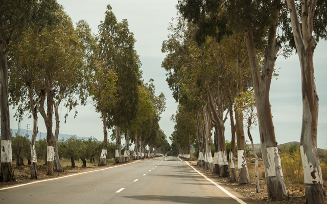 carreteras Almería provincia