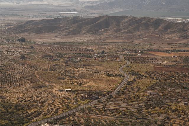 Miradores en Almería