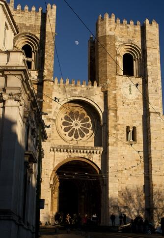 catedral sé Lisboa