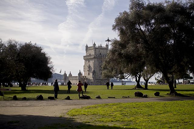 Torre de Belen Lisboa Portugal