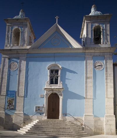 Calcinhas iglesia Lisboa