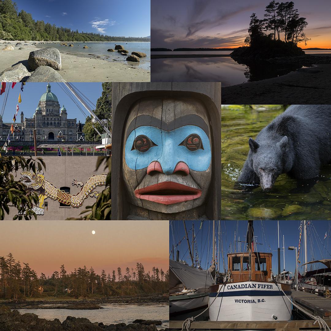 collage canada oeste te cuento de viajes
