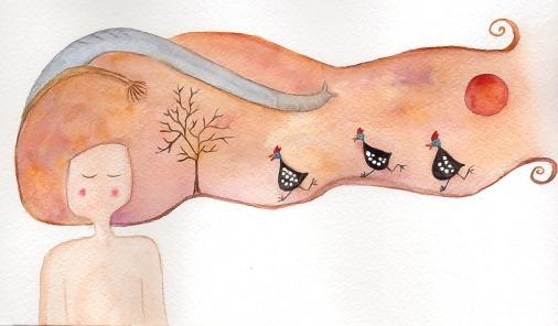 Ilustración Te cuento de viajes CVT