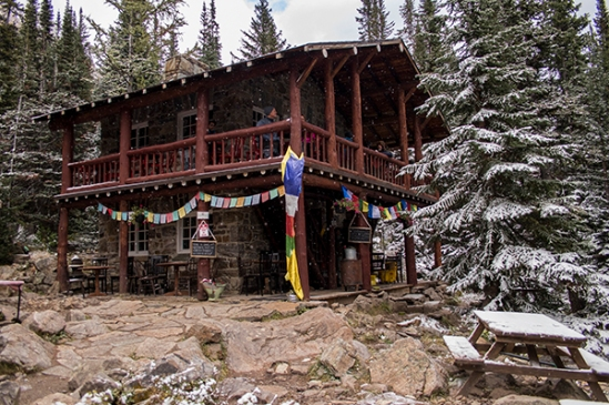 Casa del Te Six Glaciers Trail
