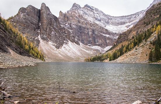 Agnes Lake, Lake Louise park