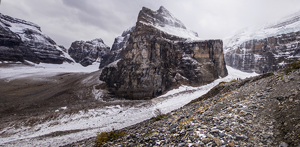 Six Glaciers Trail