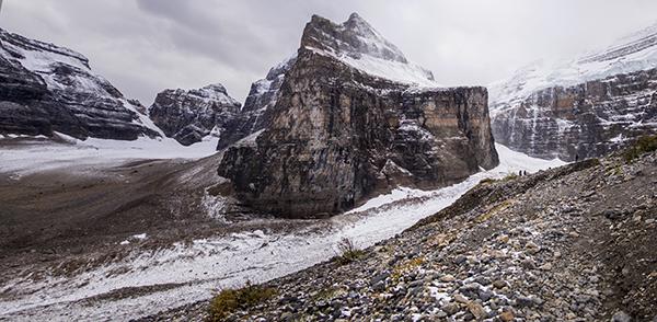 Six Glaciers Trail