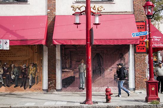 visitar barrio China Town Vancouver Canada