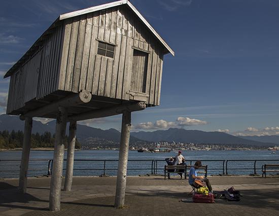 Coal harbour Vancouver, Canadá