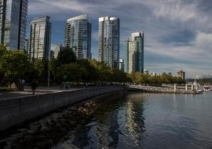 Coal Harbour Vancouver Canadá