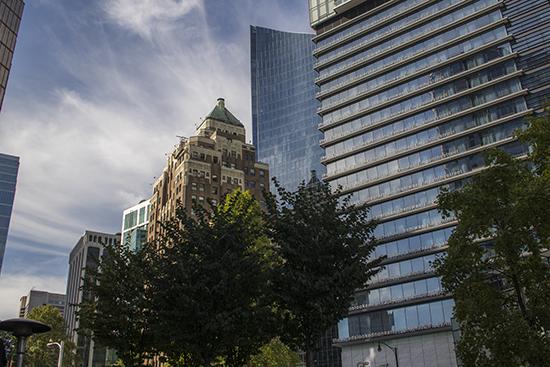 rascacielos Vancouver Canada