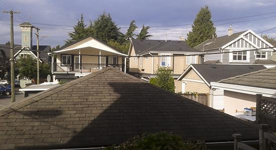 Imagen del barrio de Richmond (Vancouver, Canadá)