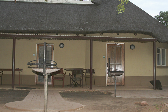 Hut Lower Sabie Kruger National Park