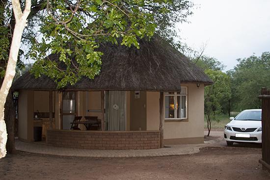 Bungalow Satara camp Kruger N.P