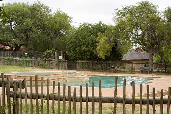 Piscina Skukuza camp Kruger N.P.