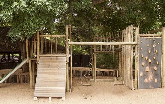 zonas infantiles SKukuza camp Kruger N.P.