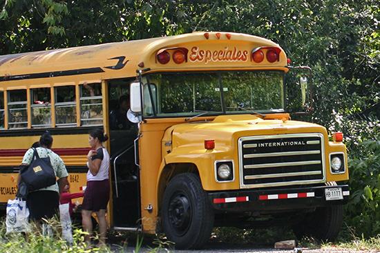143 bus blog