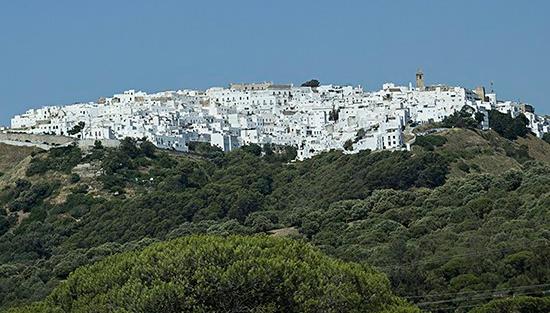Vistas de Vejer de la Frontera Cádiz