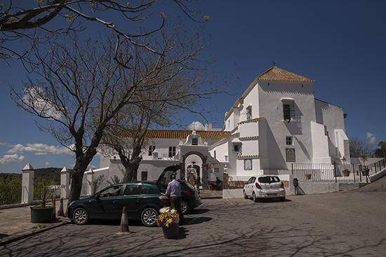 Ermita Alcalá de Los Gazules Cádiz