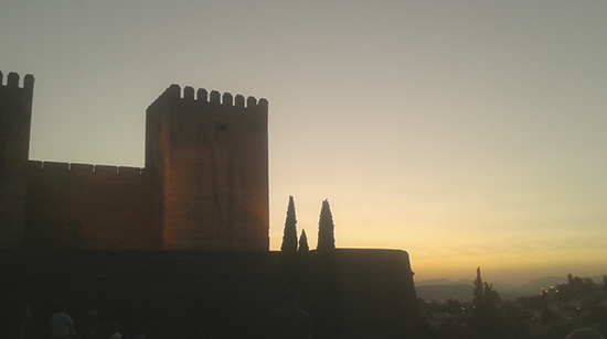 Alcazaba de la Alhambra Granada