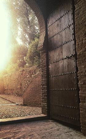 puerta blog