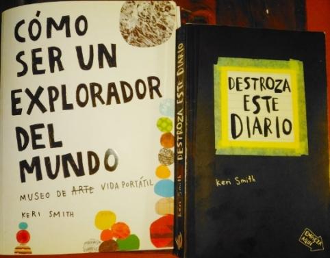 journals Keri Smith