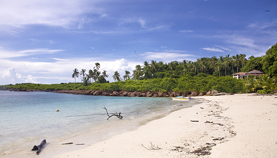 Isla Iguana panamá