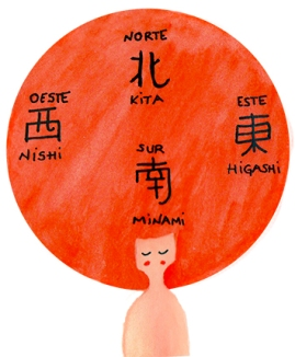 Idiomas y viajes ilustración Te cuento de viajes