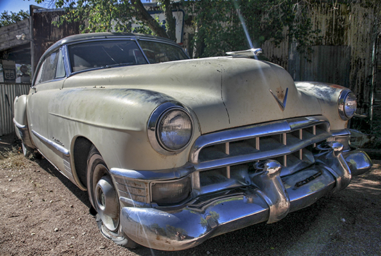 coches clásicos USA