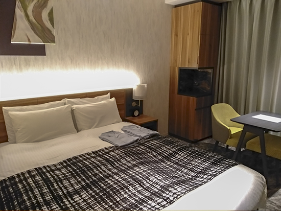 Mitsui Hotel gotanda Tokyo