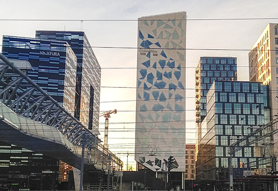 Oslo y la arquitectura