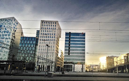 edificios en Oslo