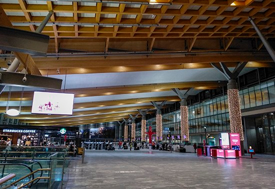 Gardermoen airport Oslo