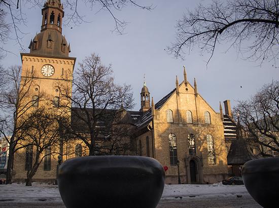 iglesias en Oslo