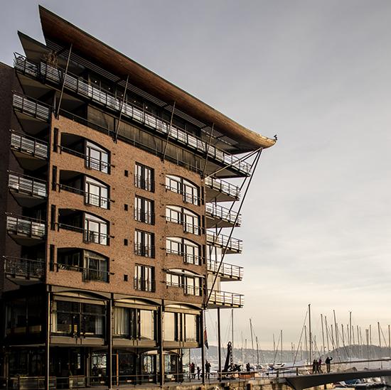 arquitectura en Noruega