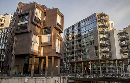 arquitectura en Oslo