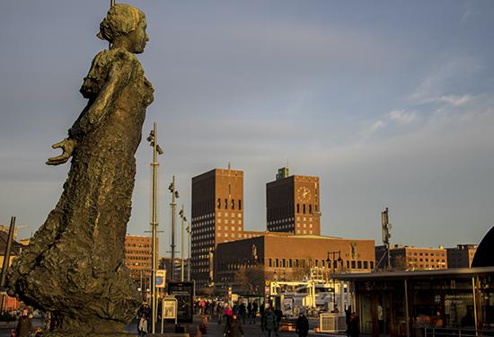ayuntamiento Oslo