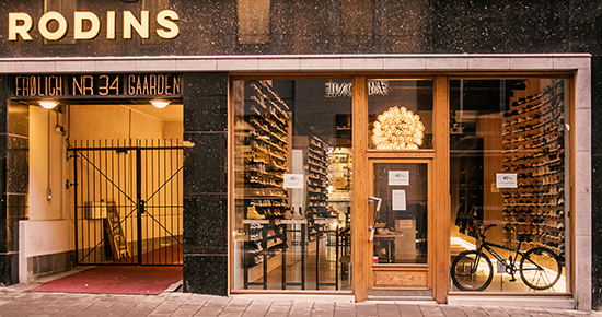 tiendas en Oslo