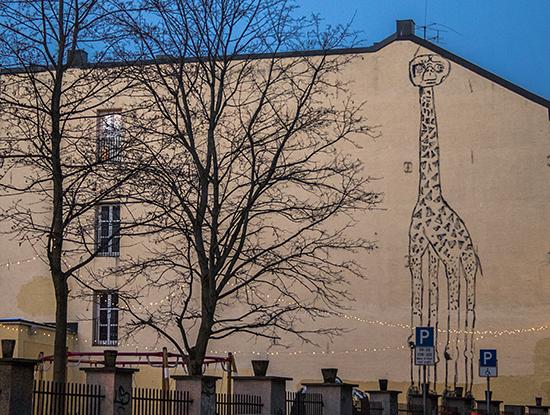 arte callejero en Oslo