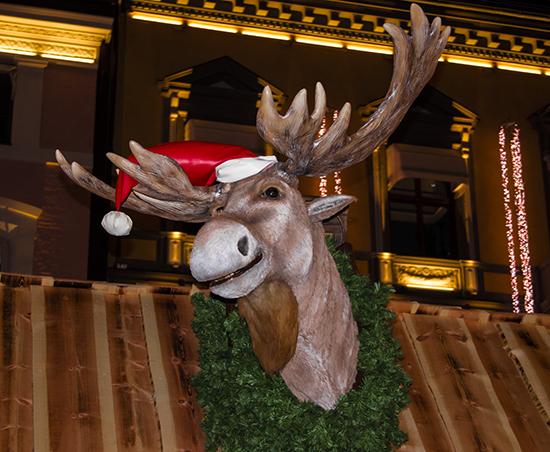 Oslo en Navidad
