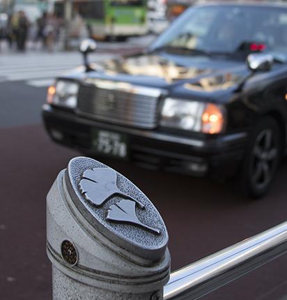 mobiliario urbano Japón