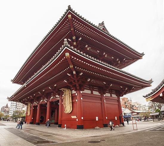 Pan Puerta Asakusa 2