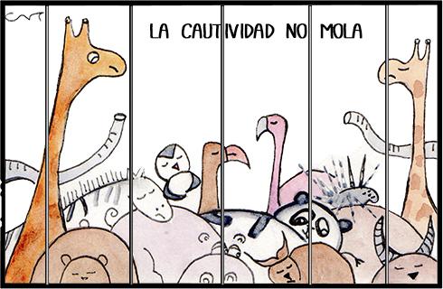 ilustración zoológicos