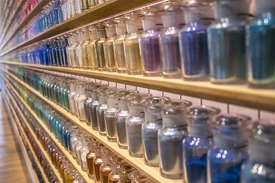 comprar pigmentos pintura en Tokio